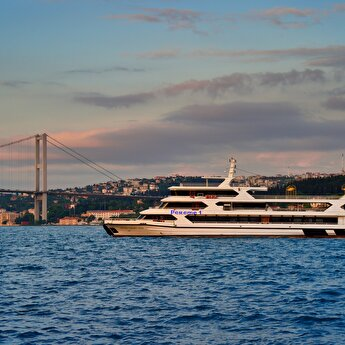 Bosphorus Dinner & Show Cruise