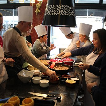 Cooking Workshop with Ottoman Cuisine Chef