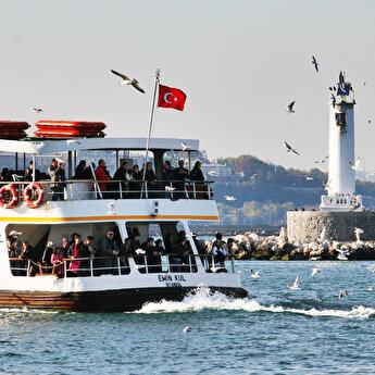 Cruise on Bosphorus with City Tour