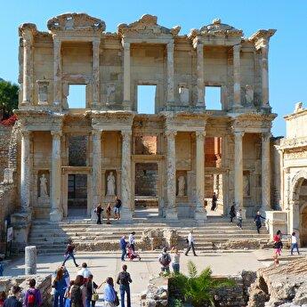 Ephesus, Pamukkale & Priene 3 Days Tour with Flight