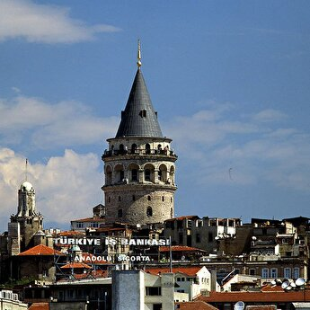 Galata - The Genoese Walks