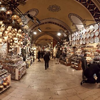 Grand Bazaar - Walk in the Oldest Shopping Mall