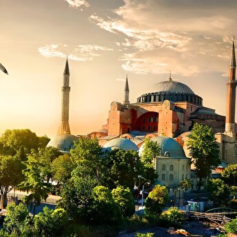 Hagia Sophia: Skip the line Ticket with Guided Tour