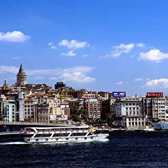 Jewish District & Bosphorus Cruise with Pierre Loti Hill