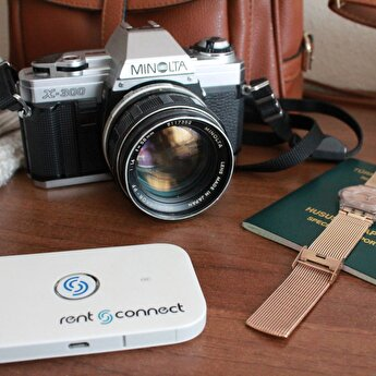 Pocket Wifi - Unlimited Internet - Delivery to your hotel