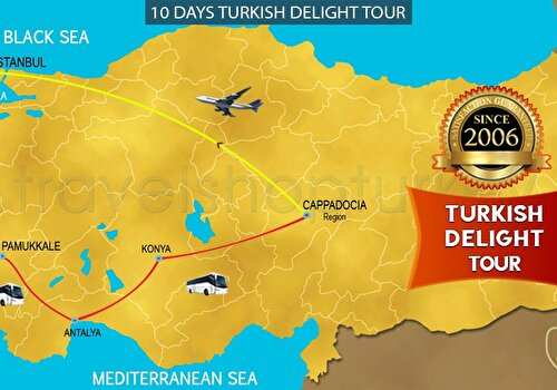 10 DAYS TURKISH DELIGHT TOUR