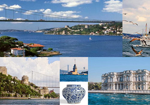 Asia and Beylerbeyi Tour with Cruise