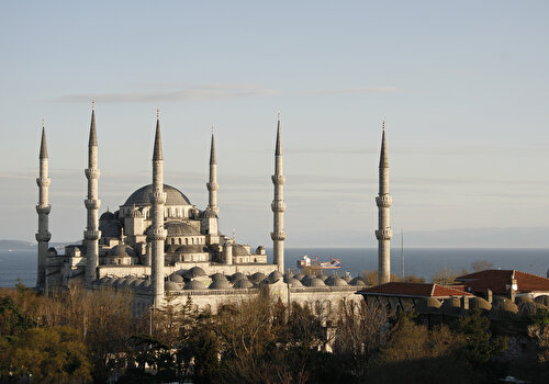 Blue Mosque Area - Ottoman & Byzantine Heritage