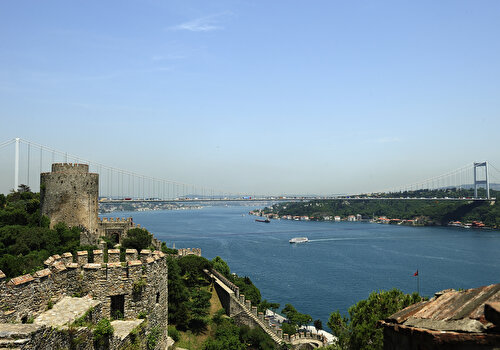 Cruise on Bosphorus & Black Sea Full Day
