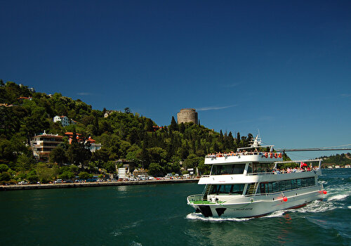 Bosphorus Cruise & Sightseeing Golden Horn