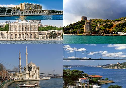 Bosphorus Cruise Afternoon Tour
