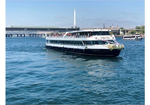 Bosphorus Strait Boat Tour with Asian Side