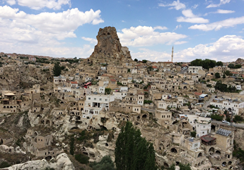 Cappadocia 2 Days Tour with Bus