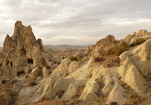 Cappadocia Daily Trip with Flight