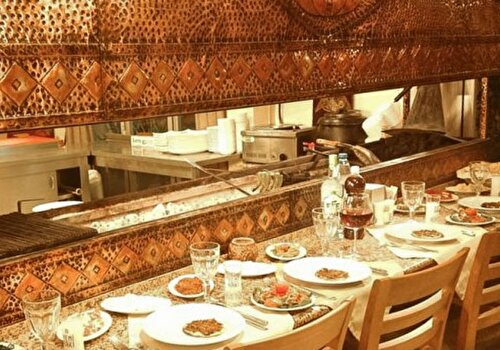 Night at Istanbul: Turkish Food Tour