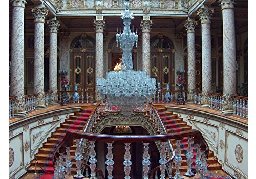 Dolmabahçe Palace & Two Continents