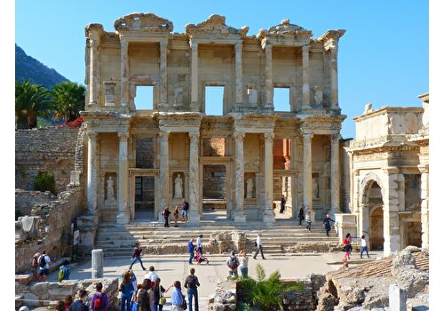 Ephesus Daily Trip with Flight