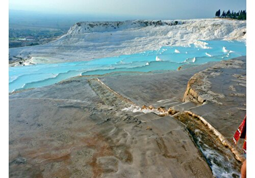 Ephesus & Pamukkale 2 Days Tour with Flight