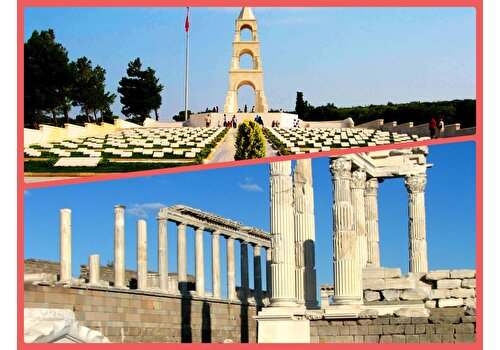 Gallipoli & Troy Tour 2 Days 1 Night
