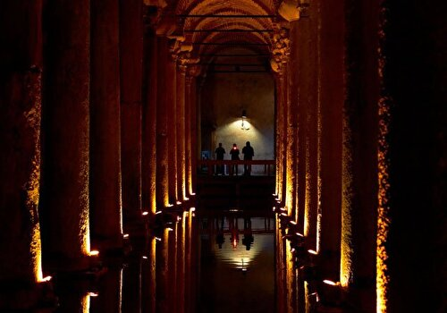 Basilica Cistern: Skip the line Ticket with Guided Tour