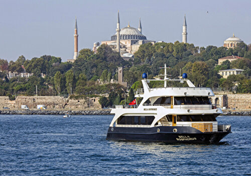 Half Day Bosphorus Cruise with Lunch