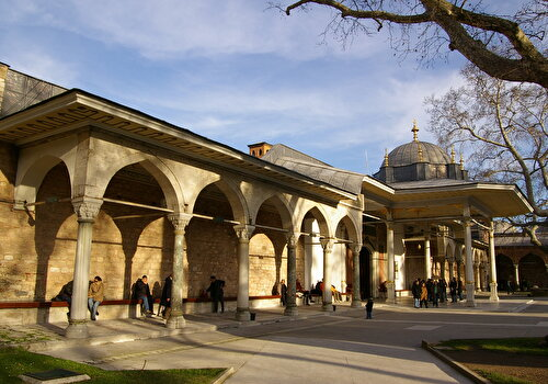 Half Day Old City Tour: Topkapi Palace & Sultanahmet District