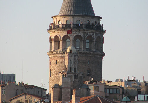 Istiklal Street & Galata - The Genoese Walks