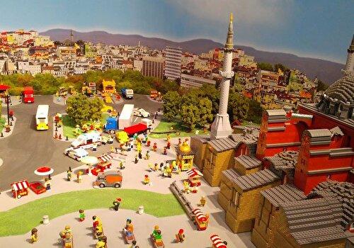 Legoland Discovery Centre Entrance Ticket