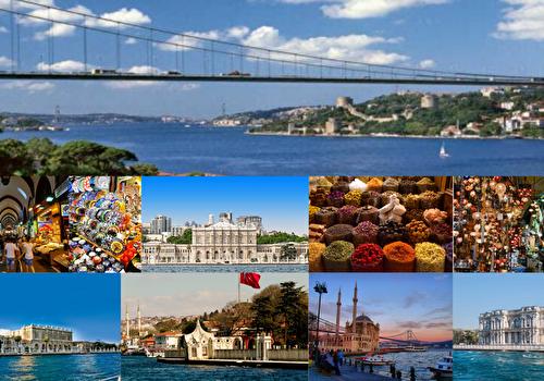 Sightseeing Cruise on Bosphorus Dolmabahce & Rumeli Fortress & Ortakoy