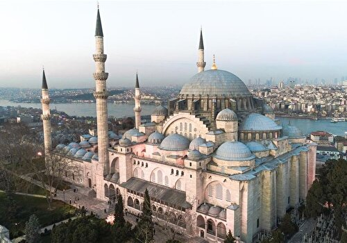 Süleymaniye to Vefa: In the trail of Architect Sinan