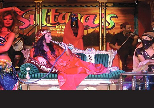 Sultana's Restaurant Dinner - Belly Dancing & Turkish Traditional Show