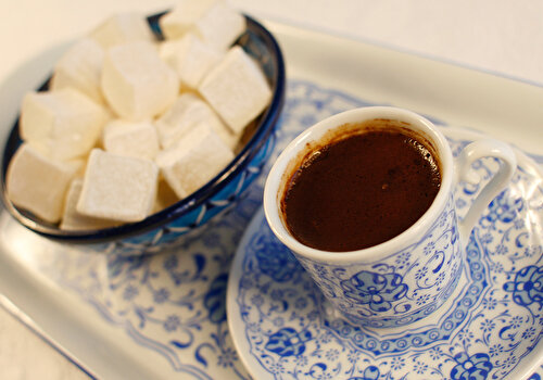 Turkish Coffee Trail - Story of Turkish Coffee