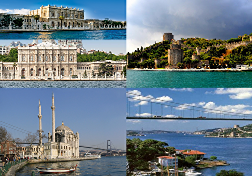 Two Continents of Istanbul (Half Day)