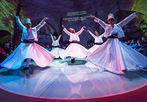 Whirling Dervishes Show Entrance Ticket